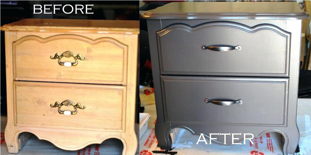 Natural Wood Finish, Painted Wood Furniture